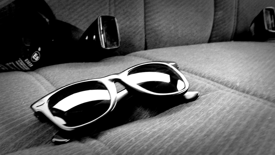 ...AND YE SHALL KNOW HIM BY HIS SUNGLASSES :: Documentary Short
