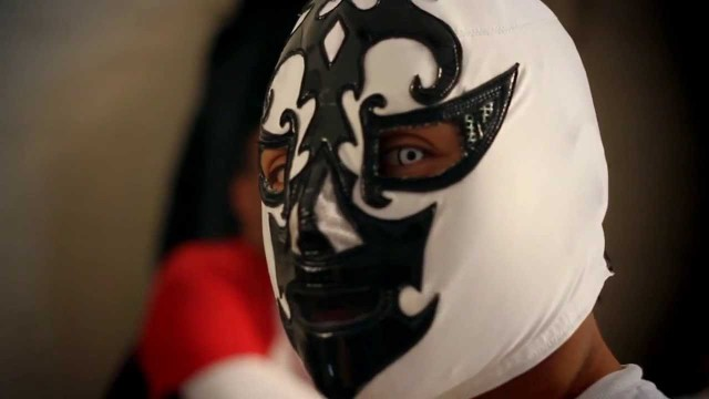 Lucha Libre Volcanica :: Commercial