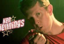 Trivia Death Match With Ken Jennings